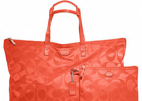 New Coach Handbag Showcase: July 30,  9am PDT