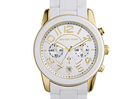 Michael Kors Women's Chronograph Mercer Watch