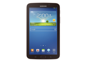 "Samsung Tab 3 7"" Tablet 8GB - Golden Brown Refurbished"