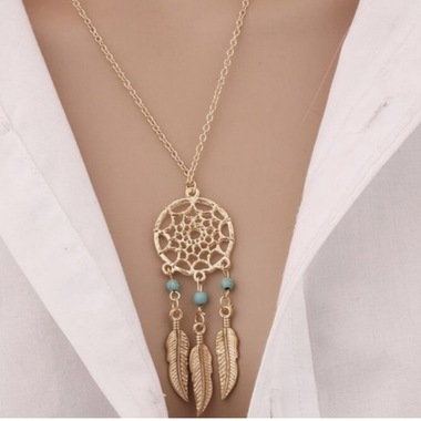A very beautiful and great quality elegant necklace Dream Catcher Pendant and