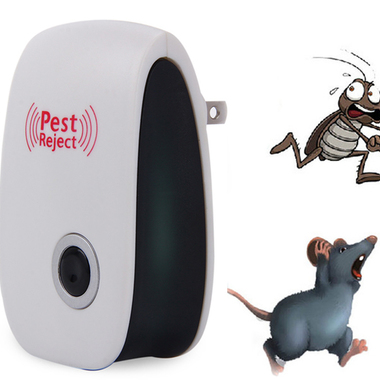 Ultrasonic Rejector for Mouse Bug Mosquito Insect