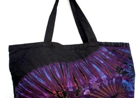 Gypsy Tye Dye Medium Tote