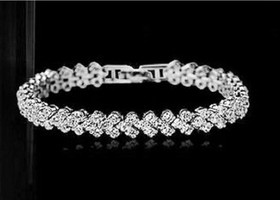 Gorgeous Stunning 15.3 CT. Tennis Bracelet