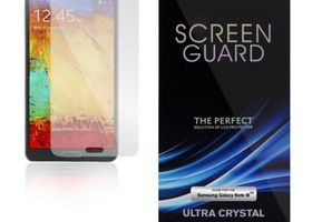 Ultra Clear LCD Screen Protector for Galaxy Note 3