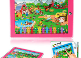 Ypad Farm Learning Educational Toy