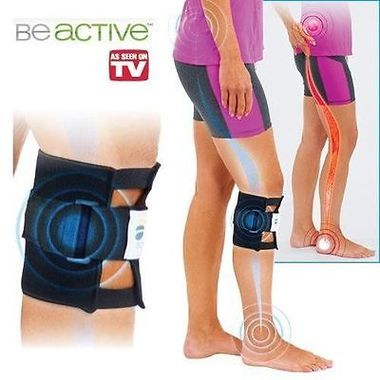 2017 As Seen On TV New 1pc Be active Pressure Point Brace Pain Acupressure Sciat