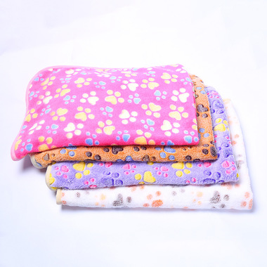 New Type Mat Cat Blanket Dog Hamsters Pad Pet  Cover Warm Puppy Lovely bone 4 Co