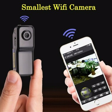 Super Mini Spy Digital MD80 Thumb Video Recorder Camera