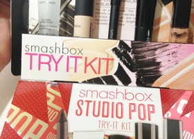 New Smashbox Studio Pop Try it kit Photo finish Primer