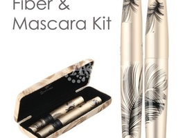 Set Natural Fiber 3D  Mascara & Transplanting Gel