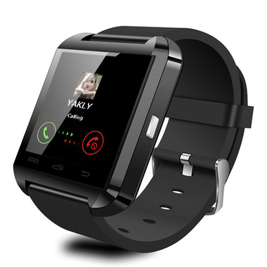 Bluetooth Smart Watch Sport Pedometer for Smartphone