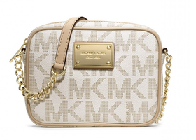 Michael Kors - Jet Set PVC Logo Small Crossbody