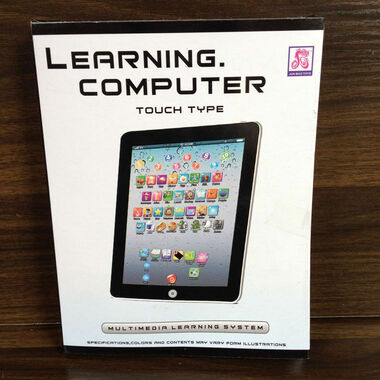 Good Nice Touch the voice learning machine, learning machine, children's puzzle