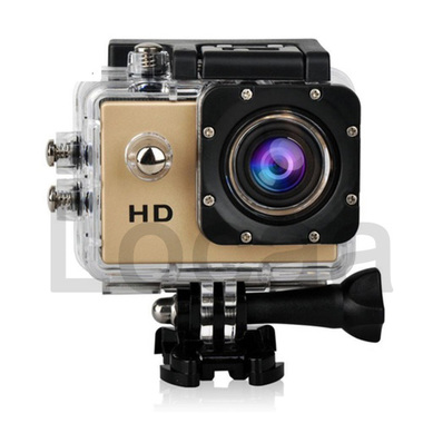 Full HD 1080P Sport Carema (Gold)