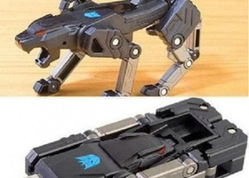 Hot Transformers 8GB USB flash memory stick