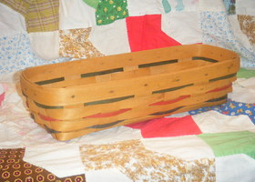 1999 Longaberger Bread Basket