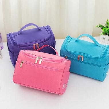 Multi-Function Cosmetic bag Travel  Cosmetic Wash Bag Waterproof Large Hanging T