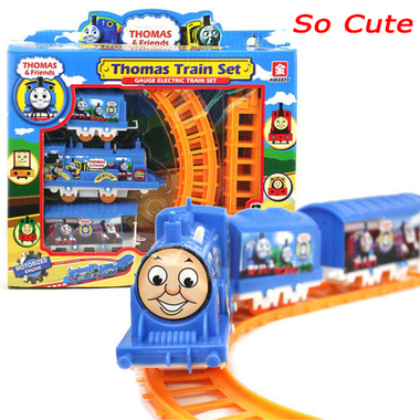 2017 New Arrival Cute Toy for Kids Train Track Hot Selling