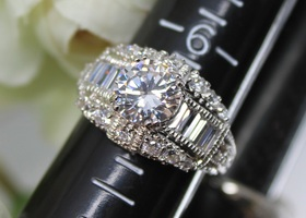 Size5,6,7,8,9,10 Stunning Dannicka Engagement Ring