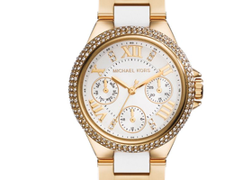 Michael Kors Women's Chronograph Mini Camille Watch