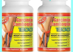 2x Months Supply Garcinia Cambogia Weight Control