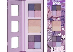 POP beauty I Love Eye Shadow Palette Purple