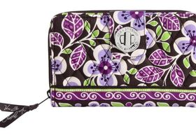 Vera's Turn Lock Wallet-NWT-5 color choices