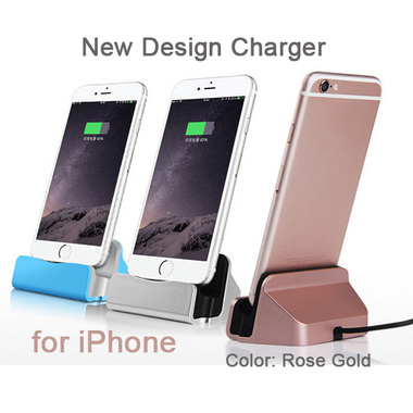 For iPhone Charger Base Supporter Fashion Simple Hot