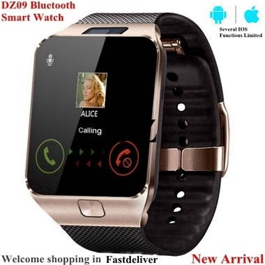 DZ09 Smart Watch Phone Wrist Watch with Camera Touch Screen Smart Watch Telefon