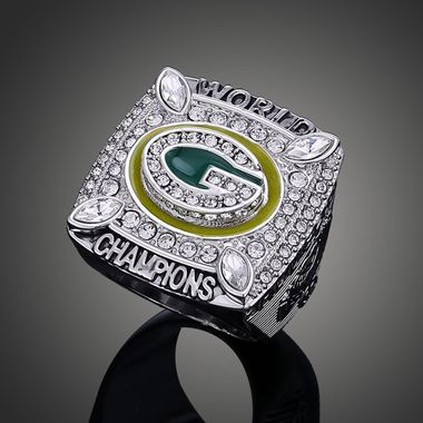 Green Bay Packers Aaron Rogers NFL Alliance Super Bowl Championship Ring