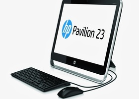 "HP 23-g010 23"" All In One 500GB Win 8"