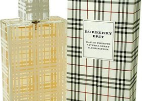 Burberry Brit Women's Perfume EDT NEW