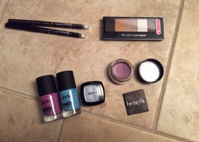 Lot of 7 Revlon, Loreal, Nyx, Benefit