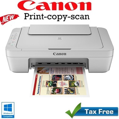 New Release!! Canon Pixma MG2520 All-In-One Print Scan Copy Inkjet Printer