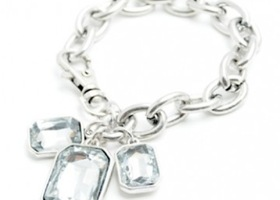 Love is in the Square Bracelet