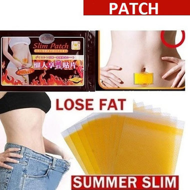 Free Shipping!! 30 X Slim Patch Slimming Belly, Thighs, Arms, Love handles Patch