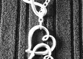 Infinite Lariat Necklaces (Your Choice)