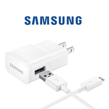 Genuine Samsung Fast Charging Wall Charger with Cable for Samsung Galaxy