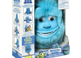 NIB  Monsters University Sulley Mask
