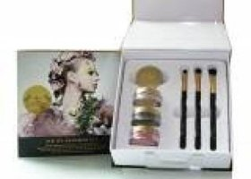 Amore Mio 24K Go Shimmer Kit (Netural Eye)