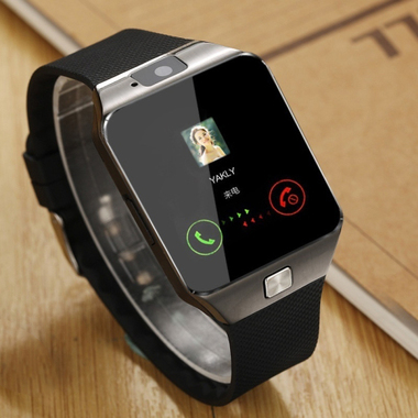 Newest Luxury Smart watch Support UP to 32GB TF Card,Bluetooth Smart Camera GSM