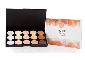 Coastal Scents 15 Eclipse Concealer Palette