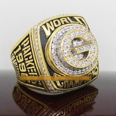 1996 Super Bowl Green Bay Packers Championship Ring