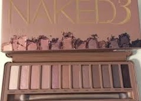Urban Decay Naked 3 Eyeshadow Palette & Samples