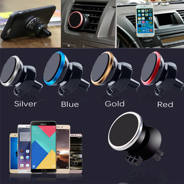 Multi - function magnetic phone navigation bracket