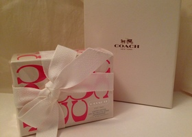 NIB Coach Ltd Ed.Breast Cancer Awareness Fragrance