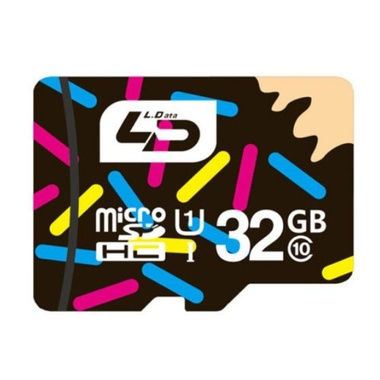 32 GB Flash Memory High Speed Micro SD Card for Smartphone