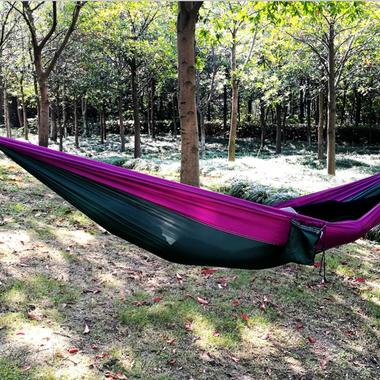 Portable  Single Person Camping Survival garden hunting Leisure travel  Hammock+
