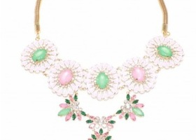 Pastel Perfect Necklace