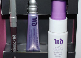 Urban Decay Travel Size Trio Shadow Primer, Eye Pencil,